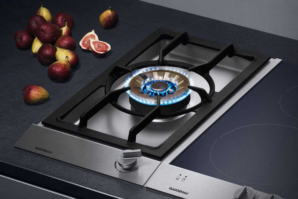 Plaque De Cuisson Gaz Induction Ou Vitroceramique Que